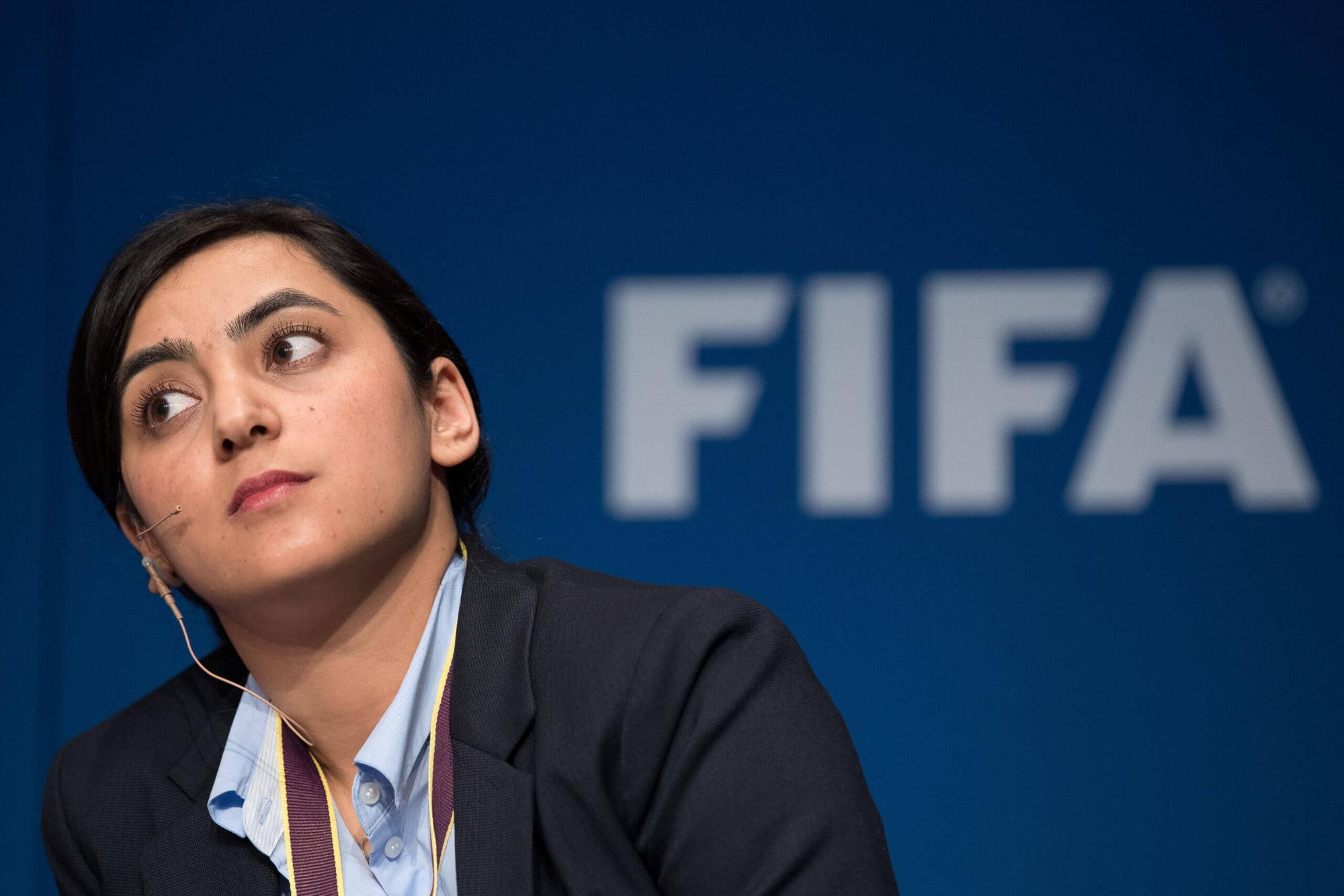 """""""Sợ hãi và tuyệt vọng"""", nỗi niềm của những nữ cầu thủ đang mắc kẹt tại Afghanistan - Ảnh 2."""