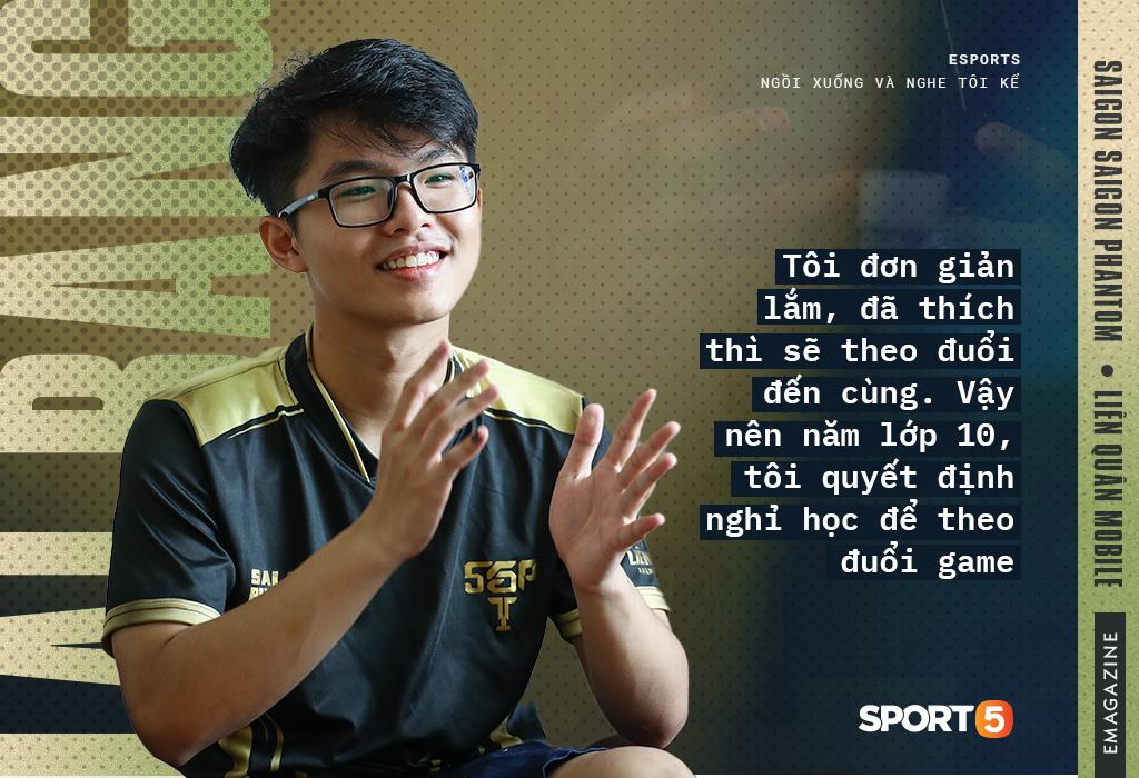 [Ngồi xuống và nghe tôi kể về Esports] Lai Bâng: Vô địch, vĩ đại hay không cũng tùy duyên phận   - Ảnh 2.