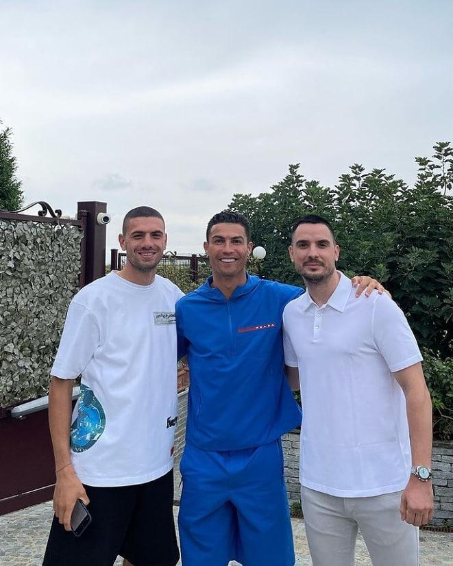 Chuyển nhượng 5/8: Ronaldo chia tay đồng đội ở Juve - Ảnh 3.