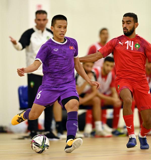 Bốc profile 16 cầu thủ futsal Việt Nam được đăng ký tại World Cup - Ảnh 6.