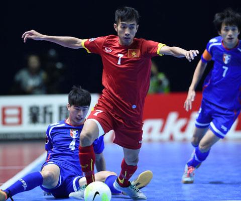 Tuyển thủ futsal Việt Nam từng ghi bàn vào lưới Brazil gửi gắm kinh nghiệm thi đấu World Cup tới các đàn em - ảnh 3