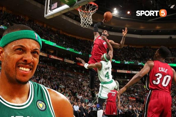 """Paul Pierce tức giận với đội ngũ ESPN: """"Mọi người cứ phải nói về LeBron James suốt ngày"""" - Ảnh 1."""