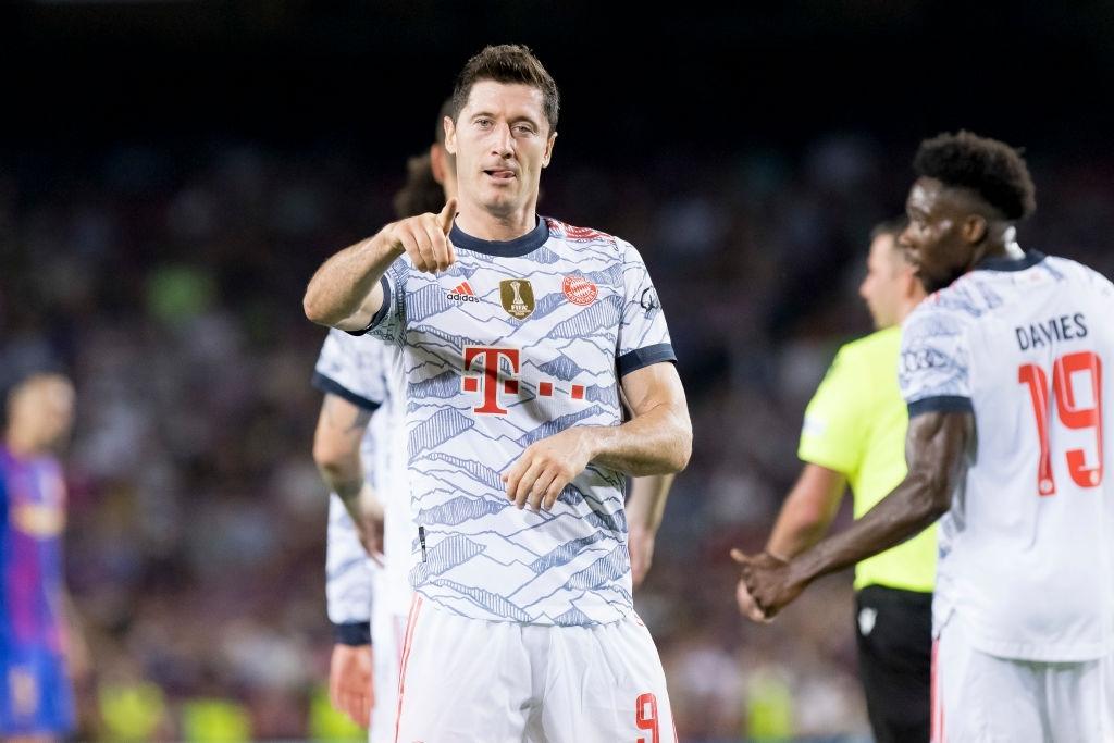Barca thảm bại trước Bayern ngay tại Camp Nou - ảnh 11