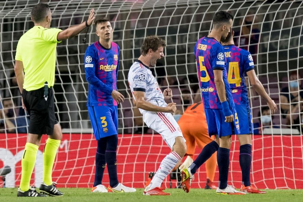 Barca thảm bại trước Bayern ngay tại Camp Nou - ảnh 8