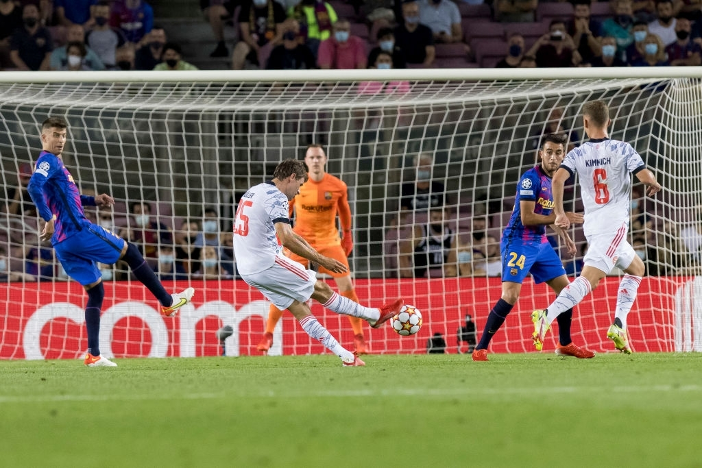 Barca thảm bại trước Bayern ngay tại Camp Nou - ảnh 7
