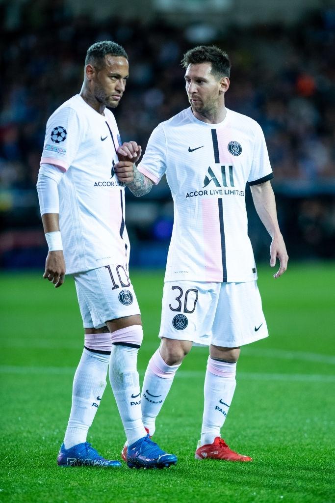 """""""PSG yếu hơn với Messi trong đội hình"""" - Ảnh 1."""