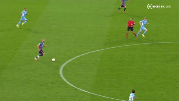 De Bruyne nổi giận vì trọng tài cản anh khiến Man City thủng lưới - Ảnh 1.