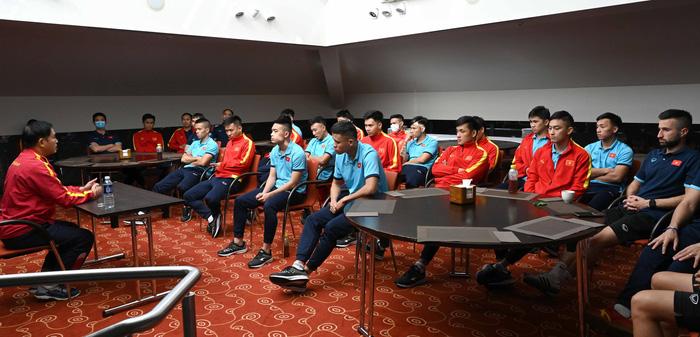 Tuyển futsal Việt Nam hạ gục Panama bằng màn trình diễn quả cảm, mở ra cơ hội vào vòng knock-out World Cup. - Ảnh 23.