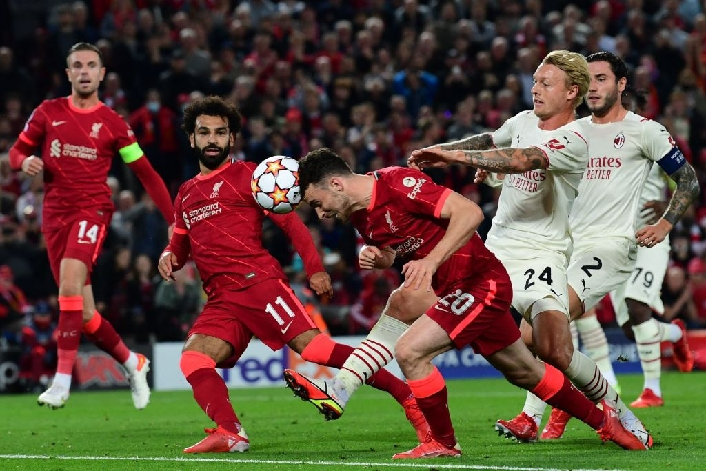 Salah đá hỏng phạt đền và 3 phút vô cùng điên rồ khiến Liverpool suýt mất điểm trước Milan - ảnh 7
