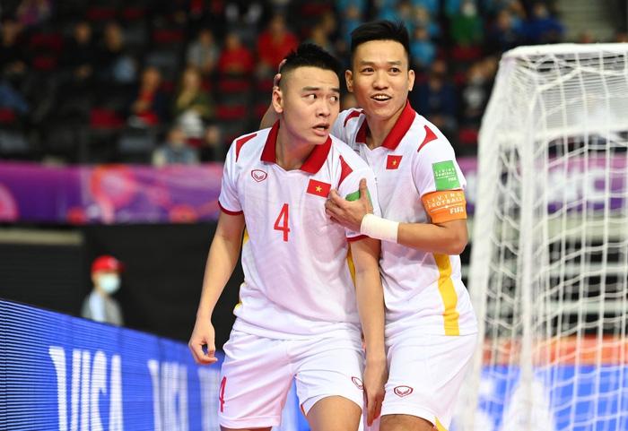Đội trưởng tuyển futsal Việt Nam bị treo giò ở trận đấu tới gặp CH Czech - Ảnh 1.