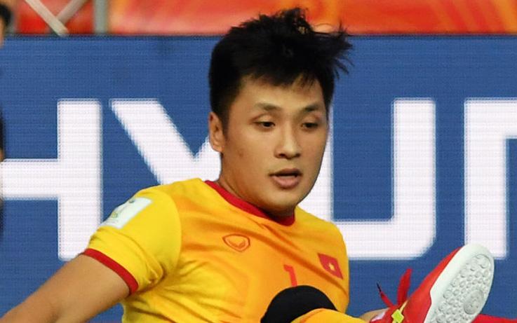 Hồ Văn Ý xứng danh người hùng futsal Việt Nam