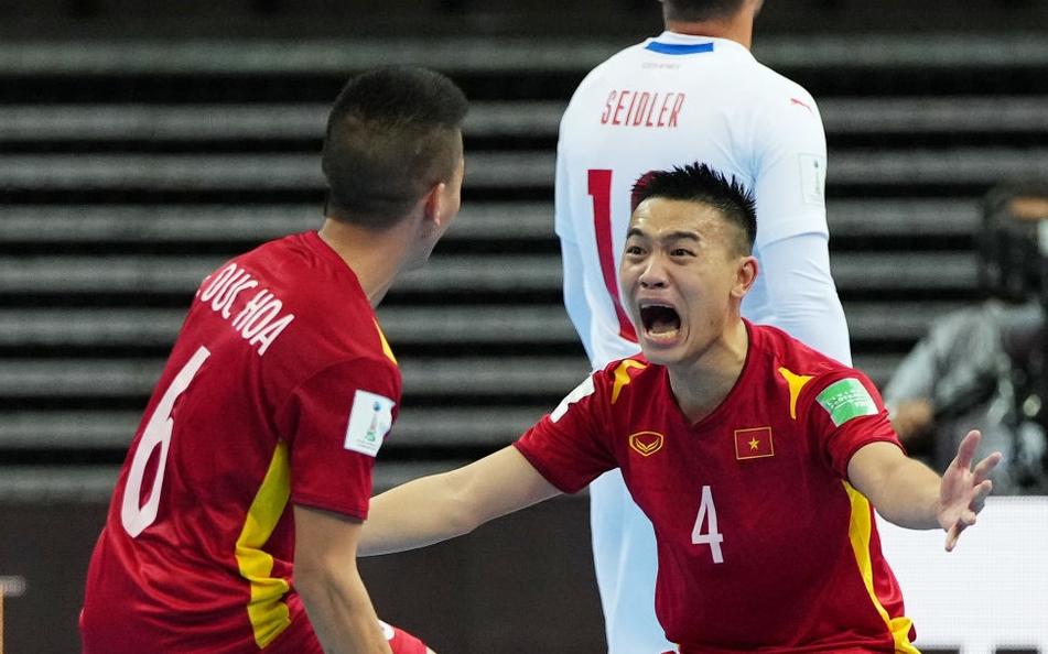 Lịch thi đấu, đối thủ của đội tuyển futsal Việt Nam ở vòng 16 World Cup 2021