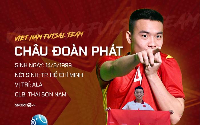 Người ghi bàn đưa futsal Việt Nam giành vé vào vòng 16 đội World Cup 2021 là ai?