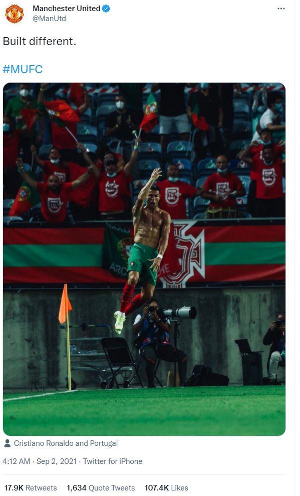 MXH tưng bừng ngày Ronaldo viết lại lịch sử ghi bàn ĐTQG - Ảnh 3.