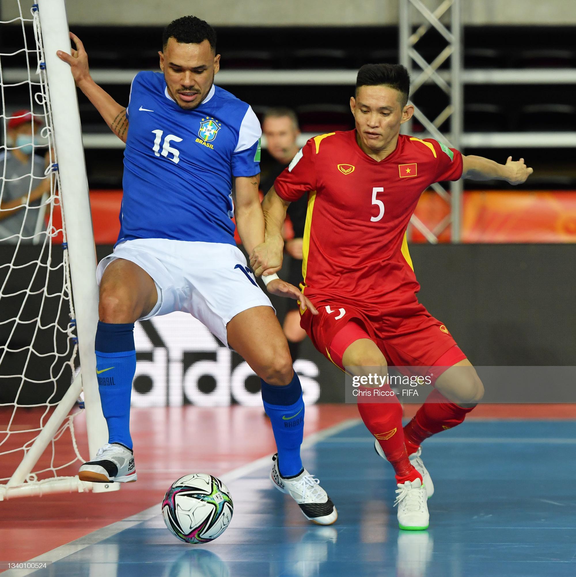 Vào đến vòng 16 đội World Cup 2021, các tuyển thủ futsal Việt Nam vẫn chỉ có lượt theo dõi khiêm tốn trên mạng xã hội - Ảnh 10.