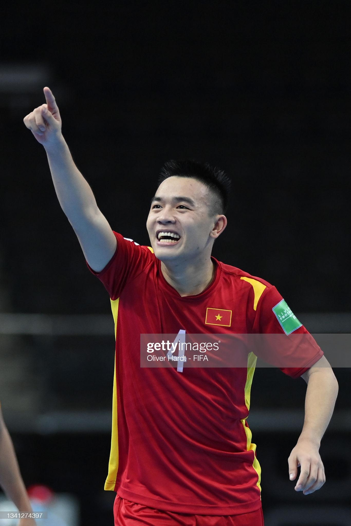 Vào đến vòng 16 đội World Cup 2021, các tuyển thủ futsal Việt Nam vẫn chỉ có lượt theo dõi khiêm tốn trên mạng xã hội - Ảnh 9.