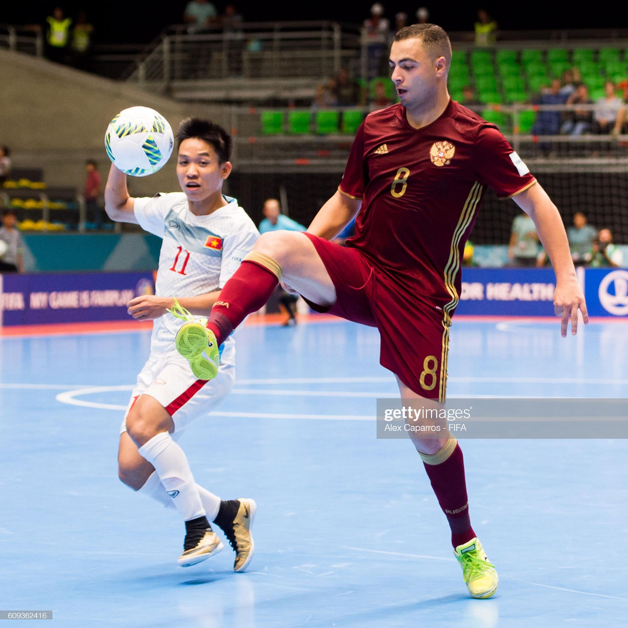 Đối thủ của tuyển futsal Việt Nam ở vòng 16 đội World Cup 2021: Quen mặt, nhưng vẫn quá mạnh - ảnh 6