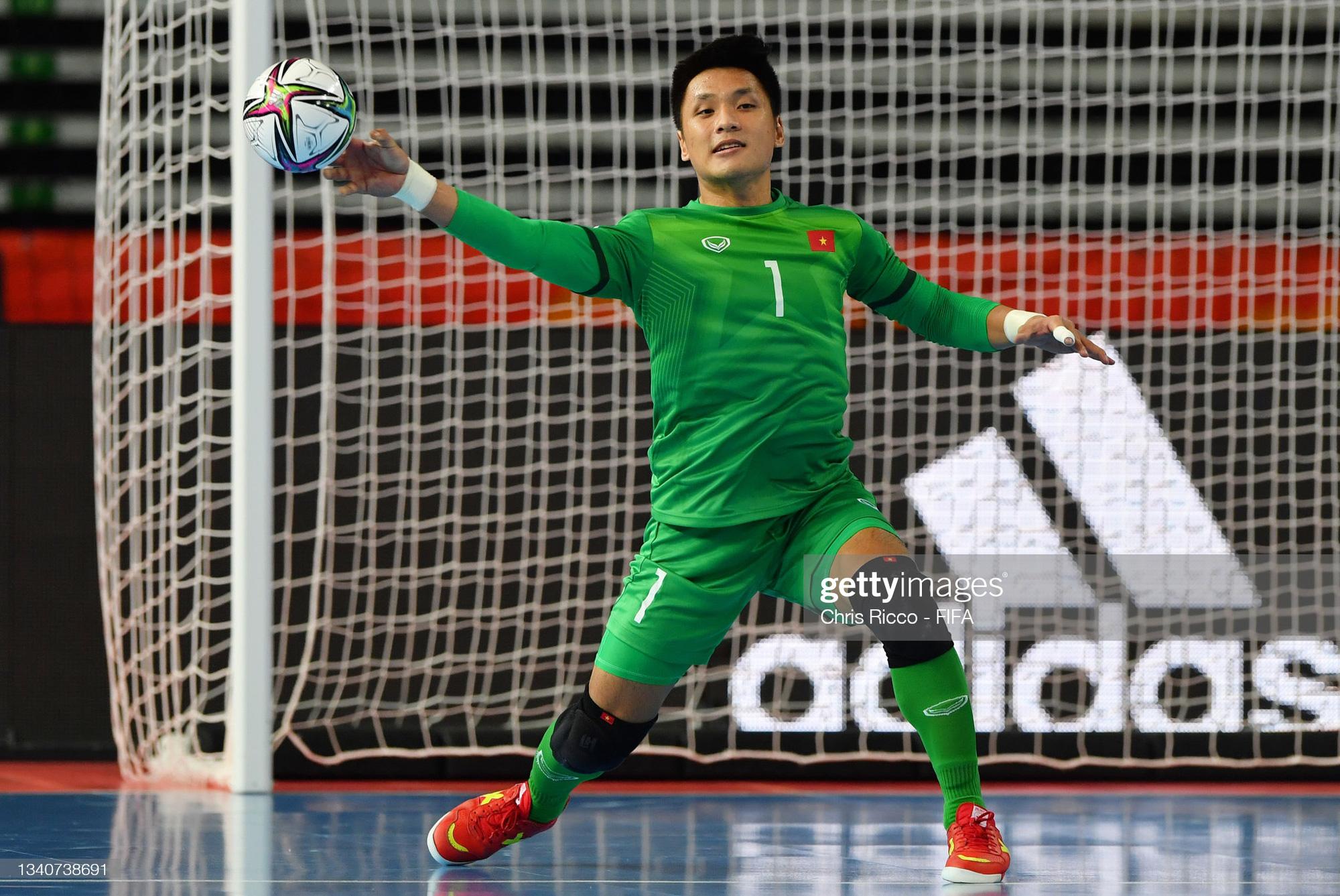 Vào đến vòng 16 đội World Cup 2021, các tuyển thủ futsal Việt Nam vẫn chỉ có lượt theo dõi khiêm tốn trên mạng xã hội - Ảnh 2.