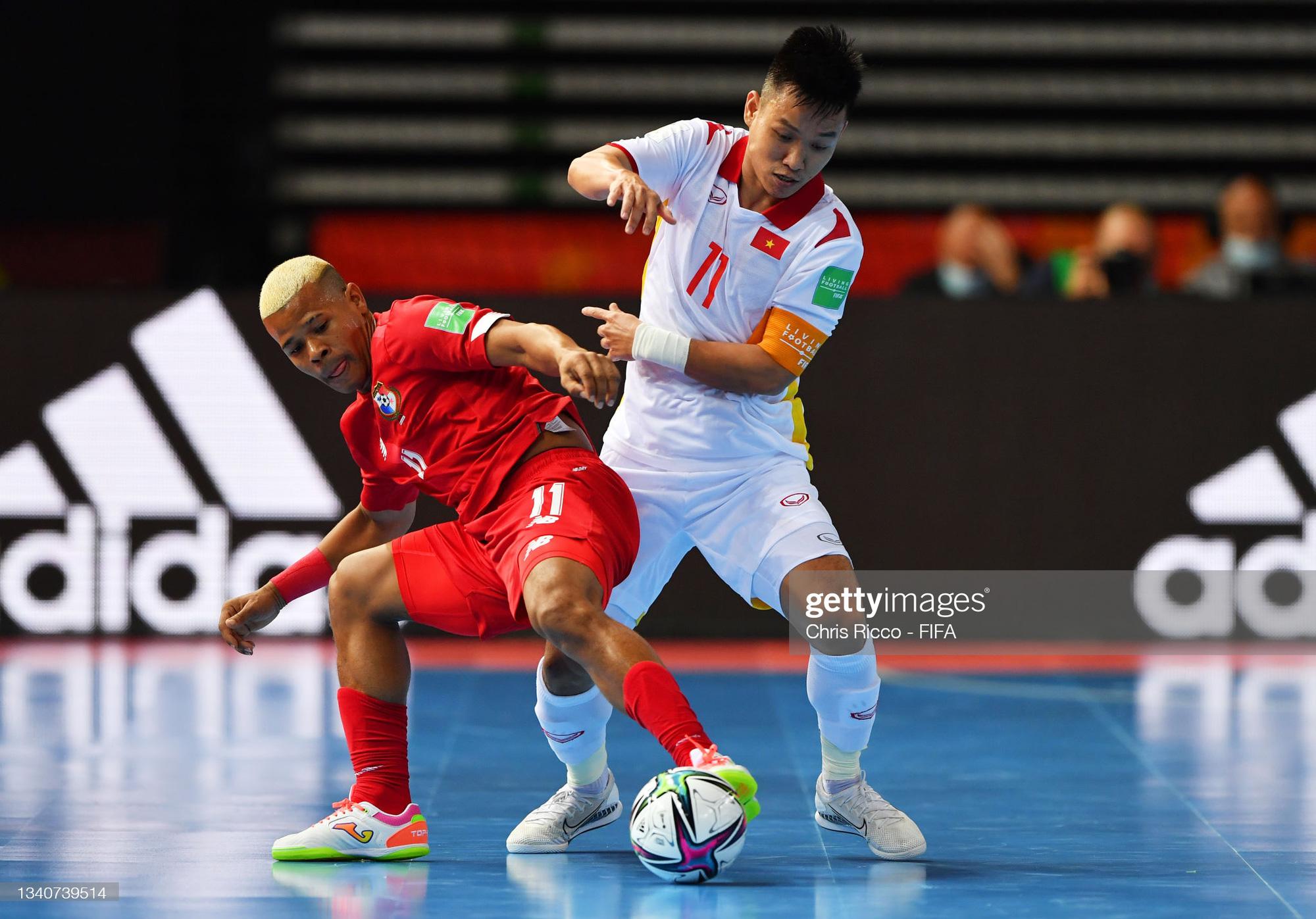 Vào đến vòng 16 đội World Cup 2021, các tuyển thủ futsal Việt Nam vẫn chỉ có lượt theo dõi khiêm tốn trên mạng xã hội - Ảnh 6.