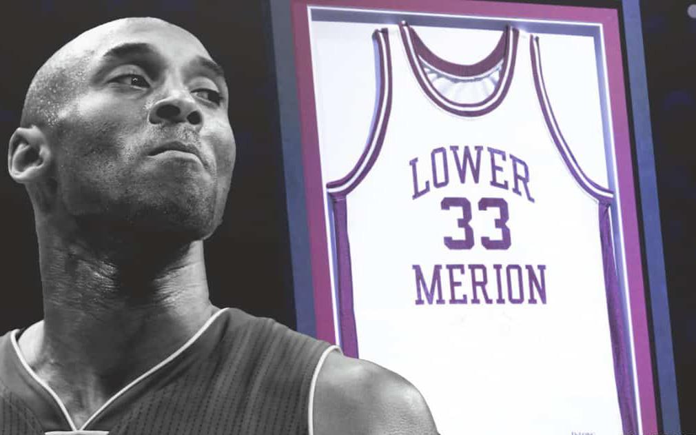 Philadelphia 76ers có thể treo áo của Kobe Bryant