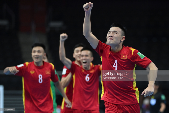 Futsal Việt Nam ngay từ đầu đã đặt mục tiêu thắng Nga, không có ý định thua