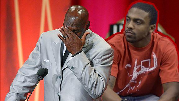 Con trai Michael Jordan bị bắt giam vì tấn công nhân viên y tế - Ảnh 1.
