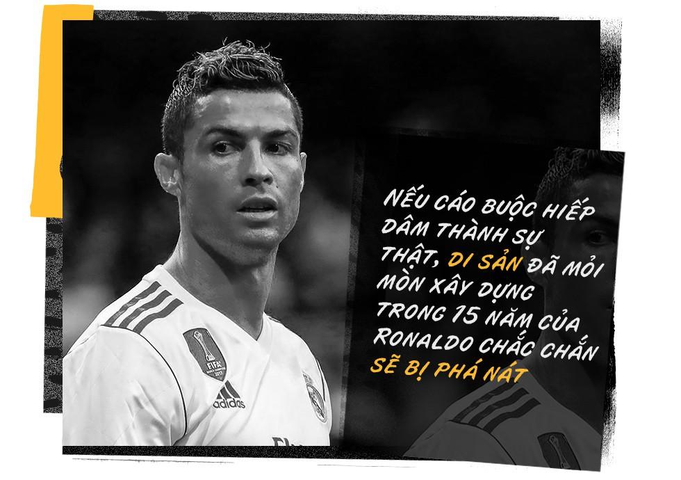 Ronaldo: Chưa chắc đã là kẻ hiếp dâm kinh tởm nhưng đang trở thành nạn nhân của sự thổi phồng quá mức - Ảnh 4.
