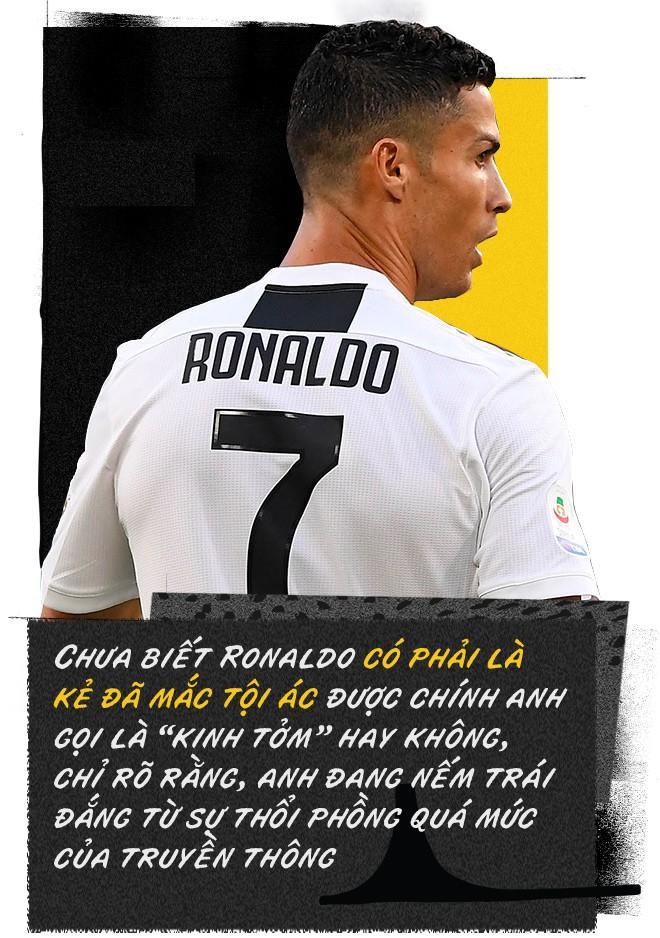 Ronaldo: Chưa chắc đã là kẻ hiếp dâm kinh tởm nhưng đang trở thành nạn nhân của sự thổi phồng quá mức - Ảnh 8.