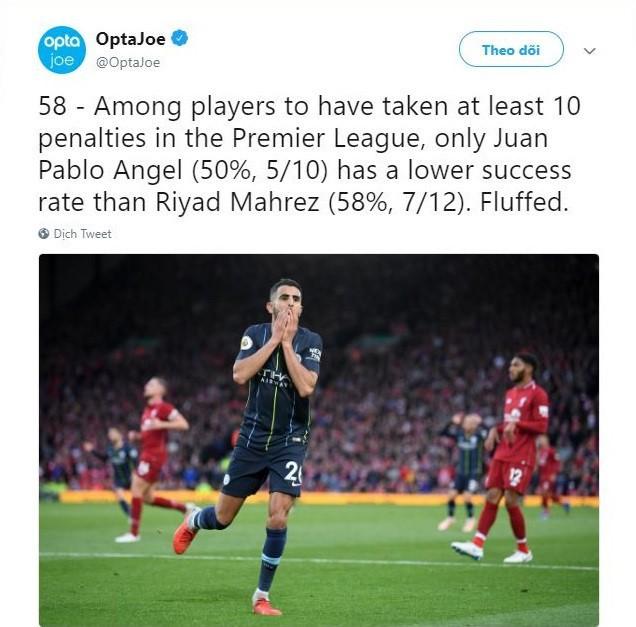 Sao Man City thành trò cười cho cư dân mạng sau cú đá penalty lên trời - Ảnh 9.