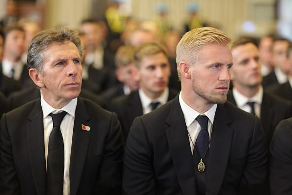 Ban lãnh đạo và cầu thủ Leicester sang Thái Lan viếng cố Chủ tịch Vichai - Ảnh 7.