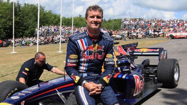 Tay đua F1 David Coulthard và hành trình nô đùa với cái chết - Ảnh 2.