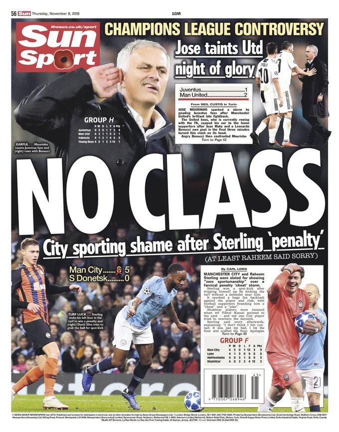 Gáy to lên nữa đi nào - Màn trêu ngươi của Mourinho khiến cầu thủ Juventus nổi điên - Ảnh 13.