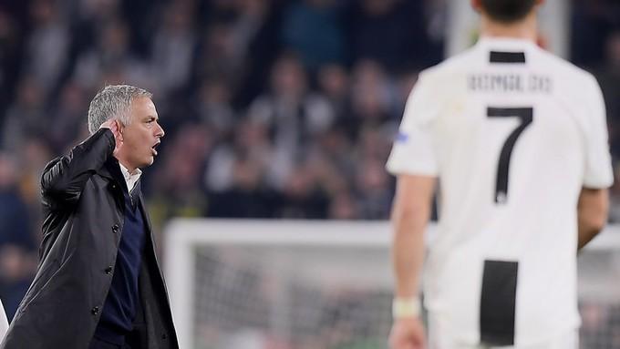 Gáy to lên nữa đi nào - Màn trêu ngươi của Mourinho khiến cầu thủ Juventus nổi điên - Ảnh 4.