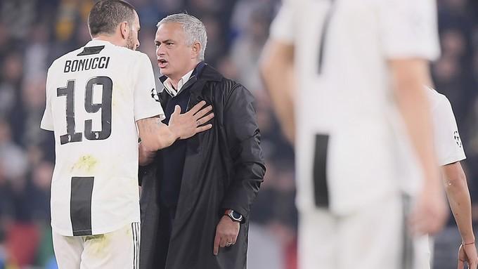 Gáy to lên nữa đi nào - Màn trêu ngươi của Mourinho khiến cầu thủ Juventus nổi điên - Ảnh 8.