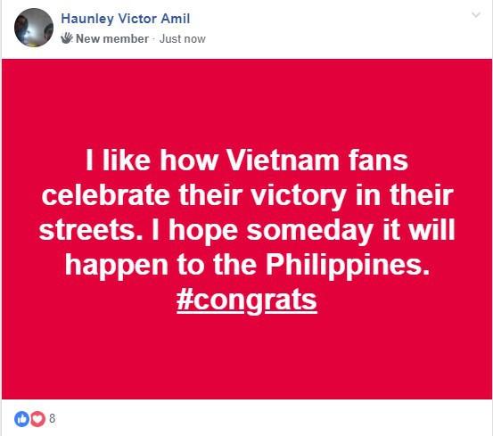 Người Philippines thán phục, chúc Việt Nam gặp may mắn trước Malaysia trong trận chung kết AFF Cup - Ảnh 4.