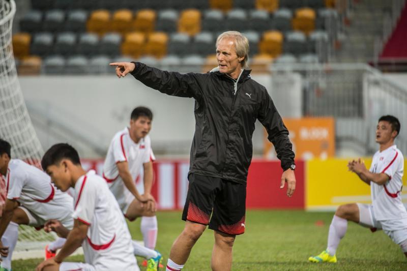 Trải nghiệm bóng đá thú vị ở Triều Tiên - đất nước bí ẩn nhất thế giới (kỳ II) - Ảnh 4.