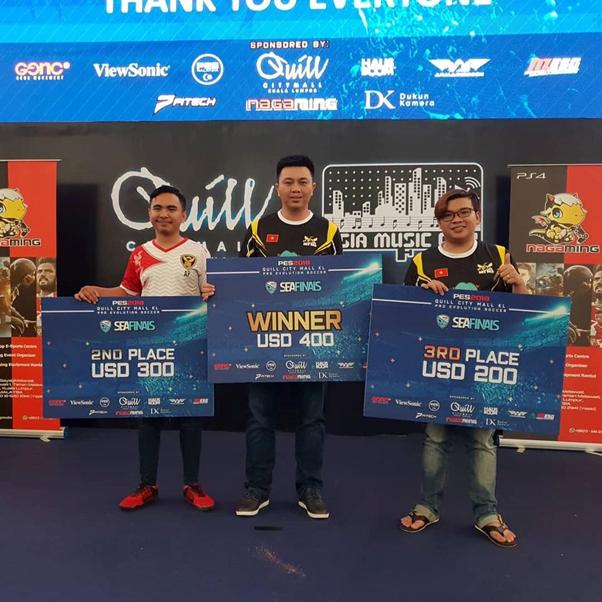"""Tâm """"Figo"""" vô địch SEA PES, Việt Nam khẳng định ngôi vị số 1 Đông Nam Á - Ảnh 2."""