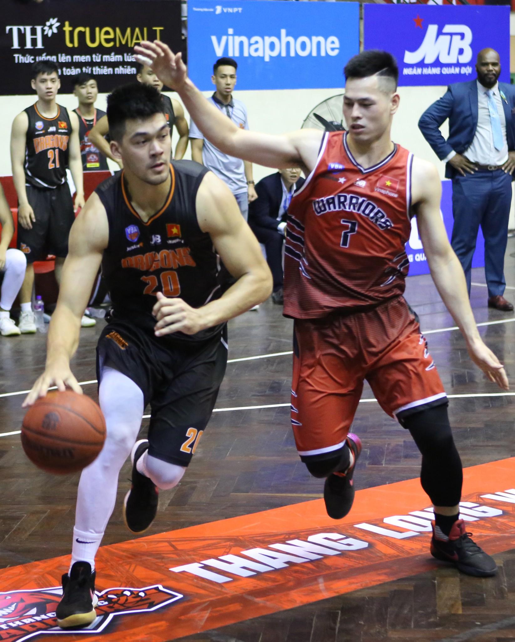 Thăng Long Warriors củng cố vị trí thứ 2 bằng chiến thắng thứ 7 liên tiếp trước Đà Nẵng Dragons  - Ảnh 6.