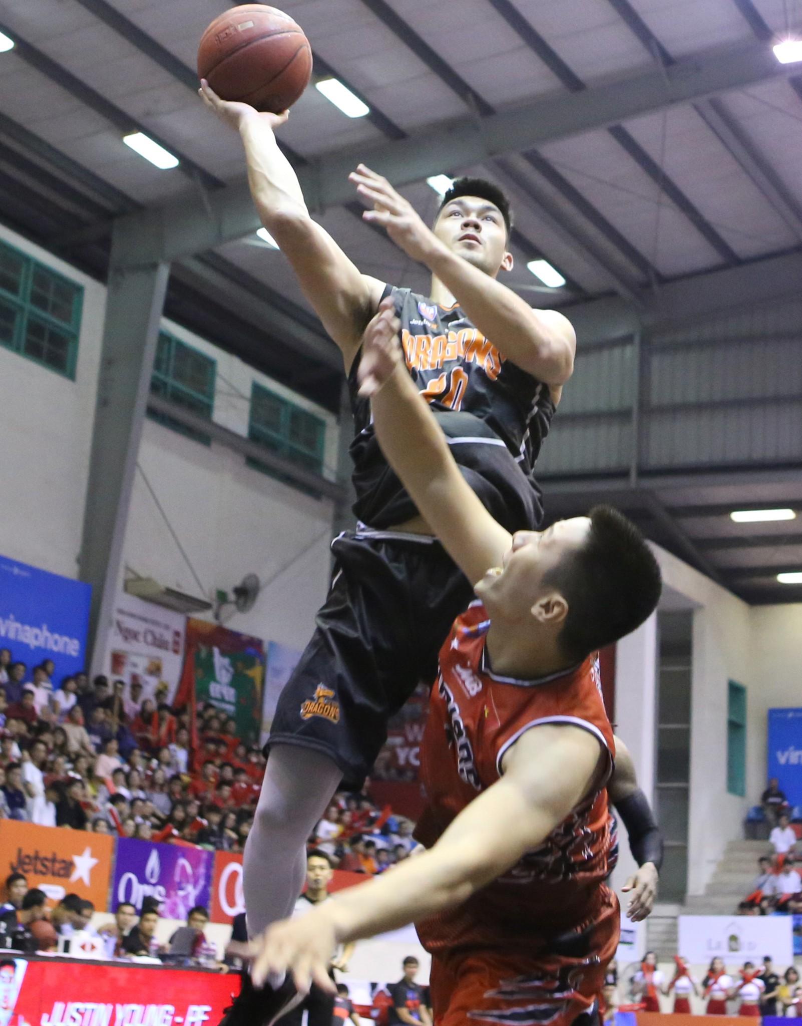 Thăng Long Warriors củng cố vị trí thứ 2 bằng chiến thắng thứ 7 liên tiếp trước Đà Nẵng Dragons  - Ảnh 7.