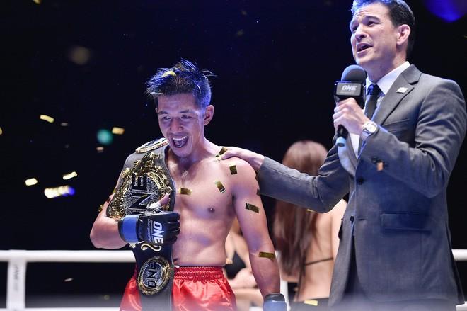 Nhà vô địch võ tự do thế giới: Tôi mong một ngày được chạm trán với võ sĩ Việt tại ONE Championship - Ảnh 1.