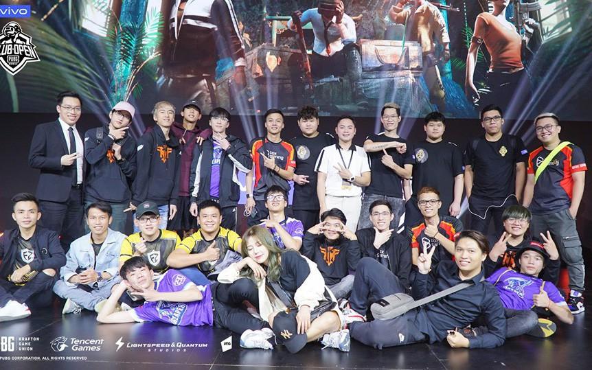 Hoàn thành chỉ tiêu, PUBG Mobile Việt Nam có 3 đại diện tham dự PMCO Sea Grand Finals