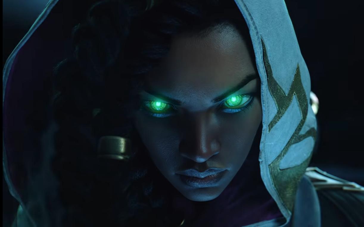 Riot Games tung teaser ''siêu ngầu'' với màn tay đôi hấp dẫn giữa Thresh và Lucian, hé lộ vị tướng thứ 146 của LMHT