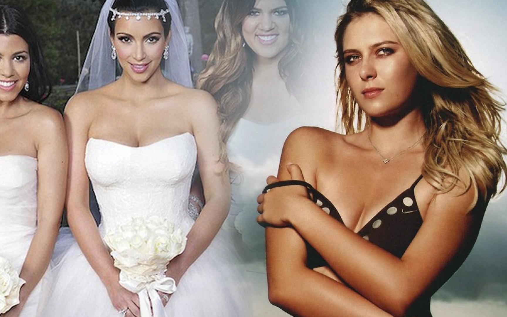 """Những ngôi sao NBA """"lên hương"""" nhờ có một nửa nổi tiếng: Người số hưởng cặp kè cùng Sharapova, người thì từng là chồng của chị em nhà Kardashian"""