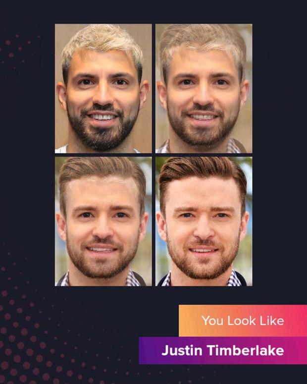 Cười đau bụng với chùm ảnh siêu sao bóng đá biến thành tài tử điện ảnh thông qua app Bạn giống ai: Messi hóa Brad Pitt, Ronaldo như Tom Cruise - Ảnh 4.