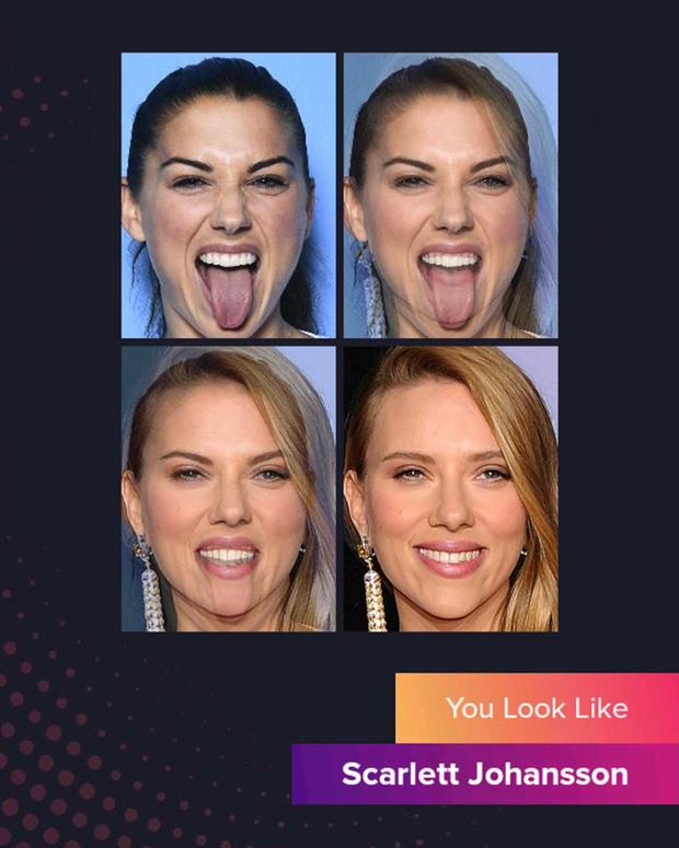 Cười đau bụng với chùm ảnh siêu sao bóng đá biến thành tài tử điện ảnh thông qua app Bạn giống ai: Messi hóa Brad Pitt, Ronaldo như Tom Cruise - Ảnh 9.