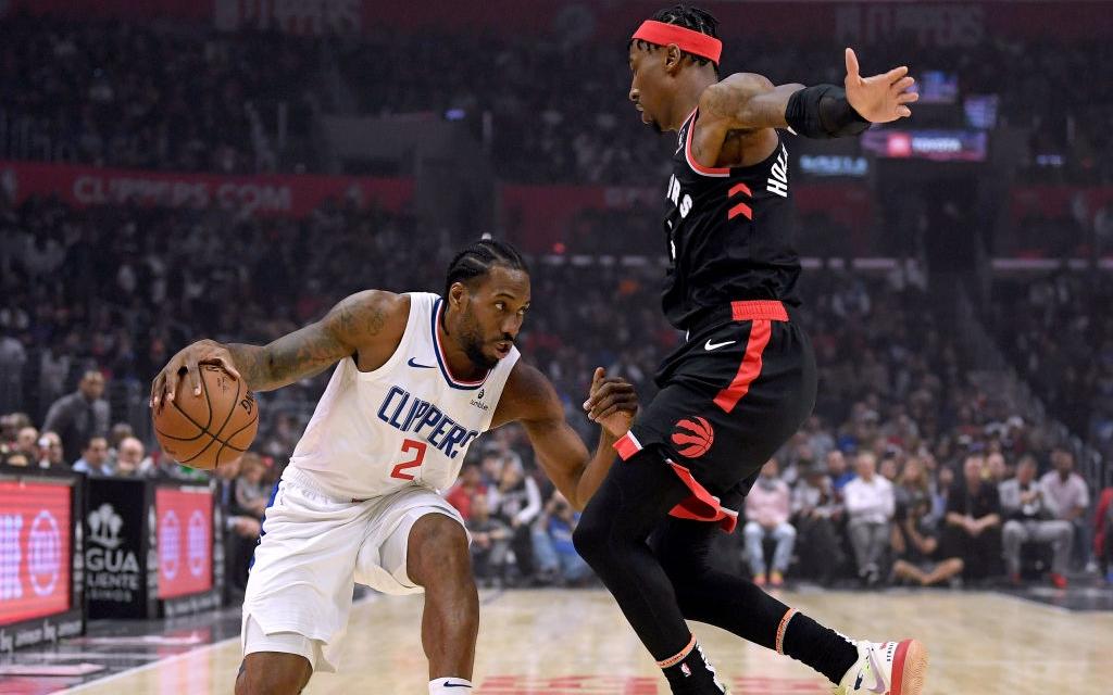 NBA 19-20: Hàng thủ vững chắc giúp Los Angeles Clippers vượt qua nhà ĐKVĐ Toronto Raptors