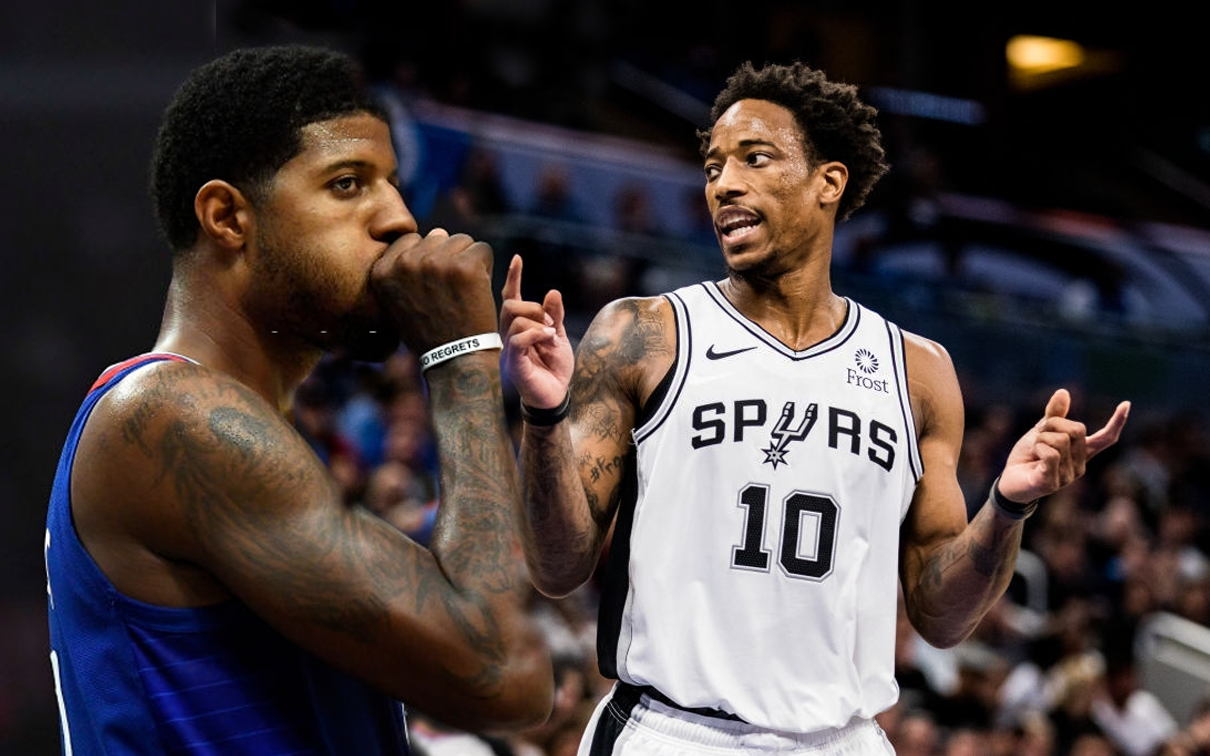 NBA 2019-2020 ngày 17/11: Los Angeles Clippers biểu dương sức mạnh, San Antonio Spurs chìm sâu vào khủng hoảng