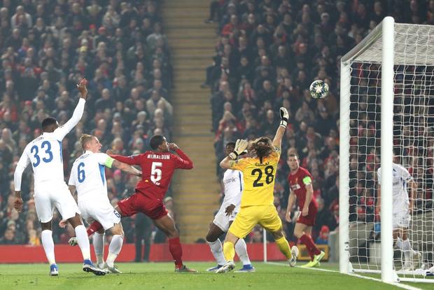 Bệnh binh tiếp tục tỏa sáng, Liverpool hưởng niềm vui nhân đôi trong đêm Anfield đáng nhớ ở Champions League - Ảnh 3.