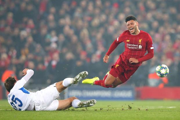 Bệnh binh tiếp tục tỏa sáng, Liverpool hưởng niềm vui nhân đôi trong đêm Anfield đáng nhớ ở Champions League - Ảnh 6.