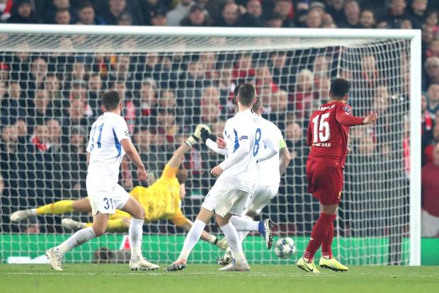 Bệnh binh tiếp tục tỏa sáng, Liverpool hưởng niềm vui nhân đôi trong đêm Anfield đáng nhớ ở Champions League - Ảnh 7.